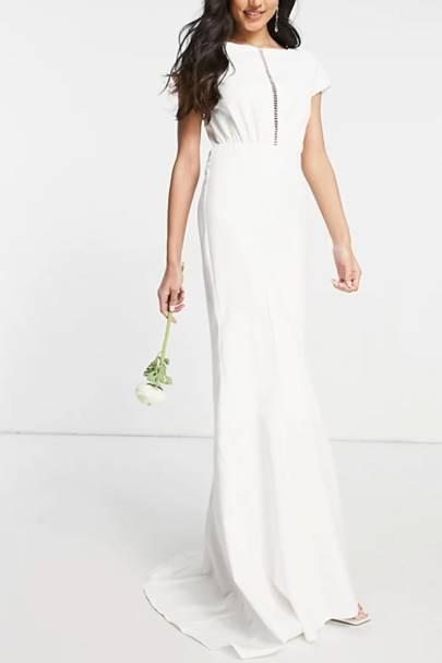 High street wedding dresses 2021: ASOS wedding dresses
