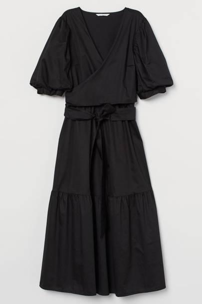 Best maternity black dress