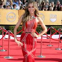 Giuliana Rancic at the SAGs 2012