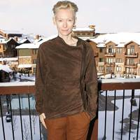 DON'T #15: Tilda Swinton at a screening, January