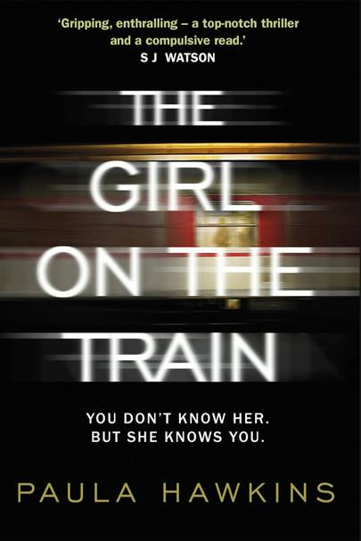 The book: The Girl On The Train