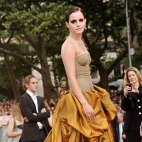 DO #11: Emma Watson at the Harry Potter NY premiere, July