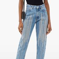 Best decorative mom jeans