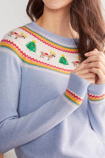 Best Christmas Jumpers: Boden