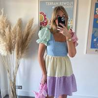 MOBLY THE LABEL - RAINBOW POLLY DRESS