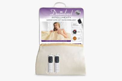 Best electric blanket for using with a memory foam mattress