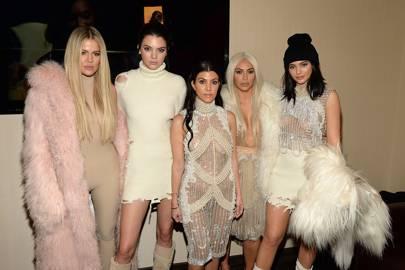 5ft: Kourtney Kardashian