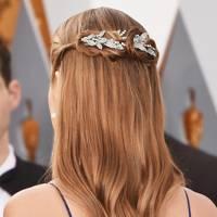 Brie Larson's Oscars accessory