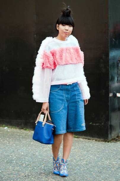 Susie Bubble, Blogger