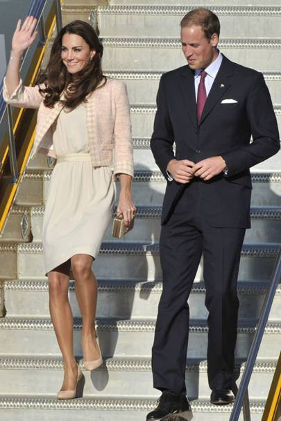 After Tying The Knot Kate And William Embarked On A Nine Day Royal Tour Of Canada Their First Official As Married
