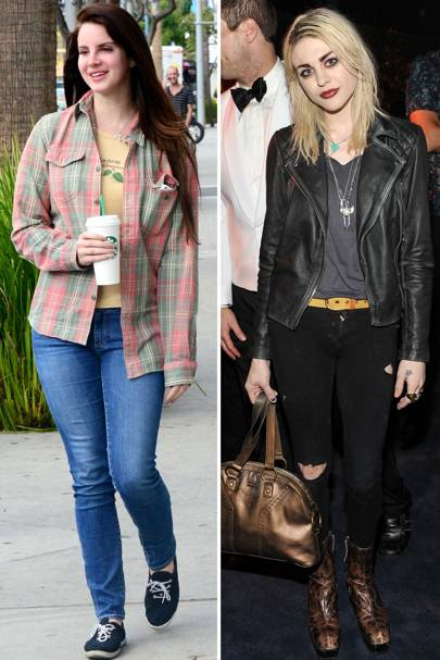 Frances Bean Cobain vs. Lana Del Rey