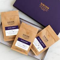 Coffee gifts: the coffee bean gift set