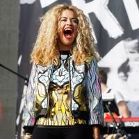 Rita Ora at Wireless Festival