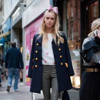 Mary Charteris, DJ and Model