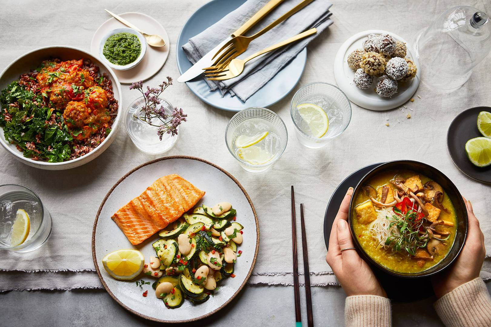 Meal Delivery Uk 21 Best Healthy Meal Prep Deliveries Reviewed Glamour Uk