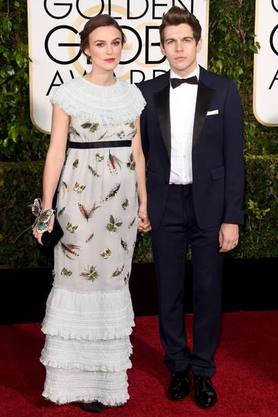 James Righton & Keira Knightley