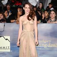 Kristen Stewart at the LA premiere