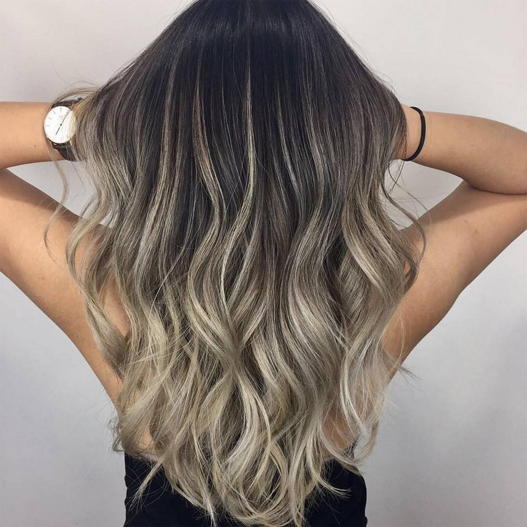 Ash Balayage Inspiration From Pictures To Products Glamour Uk