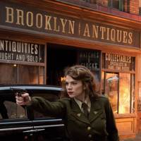 Hayley Atwell as Agent Peggy Carter - Agent Carter