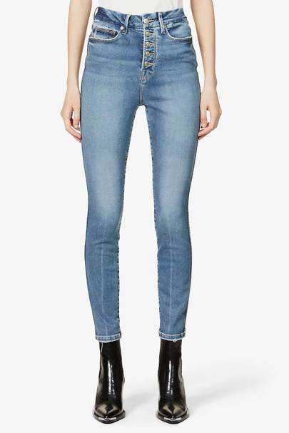 Best Jeans For Curvy Women: Good American Jeans