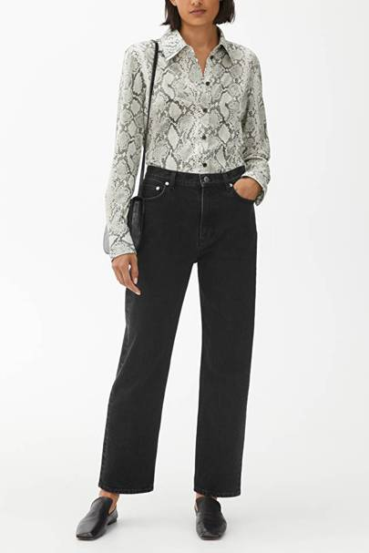 Best high-waisted jeans: American Vintage