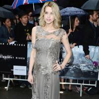 Peaches Geldof at The Dark Knight Rises premiere