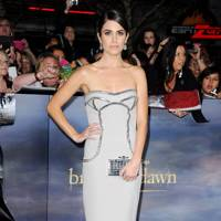 Nikki Reed at the LA premiere