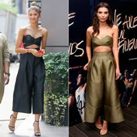 Jumpsuit: Zendaya or Emily?