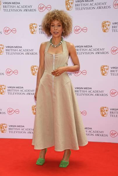 BAFTA TV Red Carpet: Sophie Okonedo
