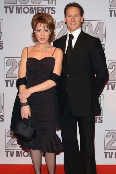 Natasha Kaplinsky & Brendan Cole
