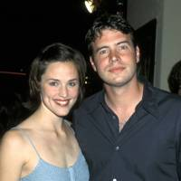 Jennifer Garner and Scott Foley