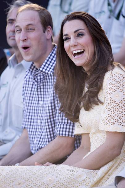 The Duke & Duchess Of Cambridge