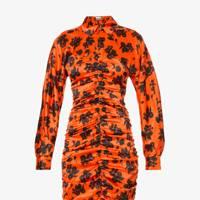 The Ganni Floral Dress