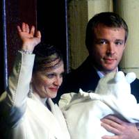 As were Madonna and Guy Ritchie
