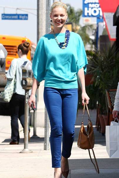 DON'T #19: Katherine Heigl out and about in LA, April