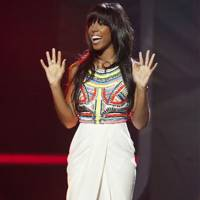 Week 7, Saturday - Kelly Rowland