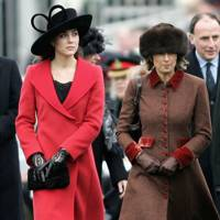 Kate & Carole Middleton