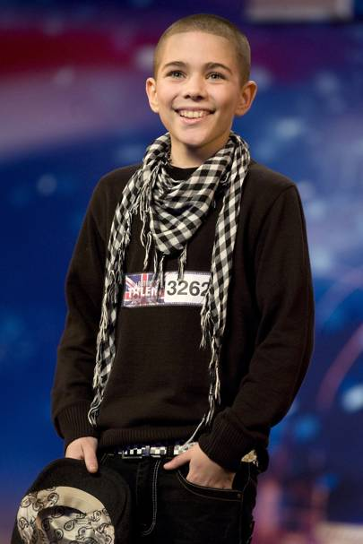 Aidan Davis, Britain's Got Talent