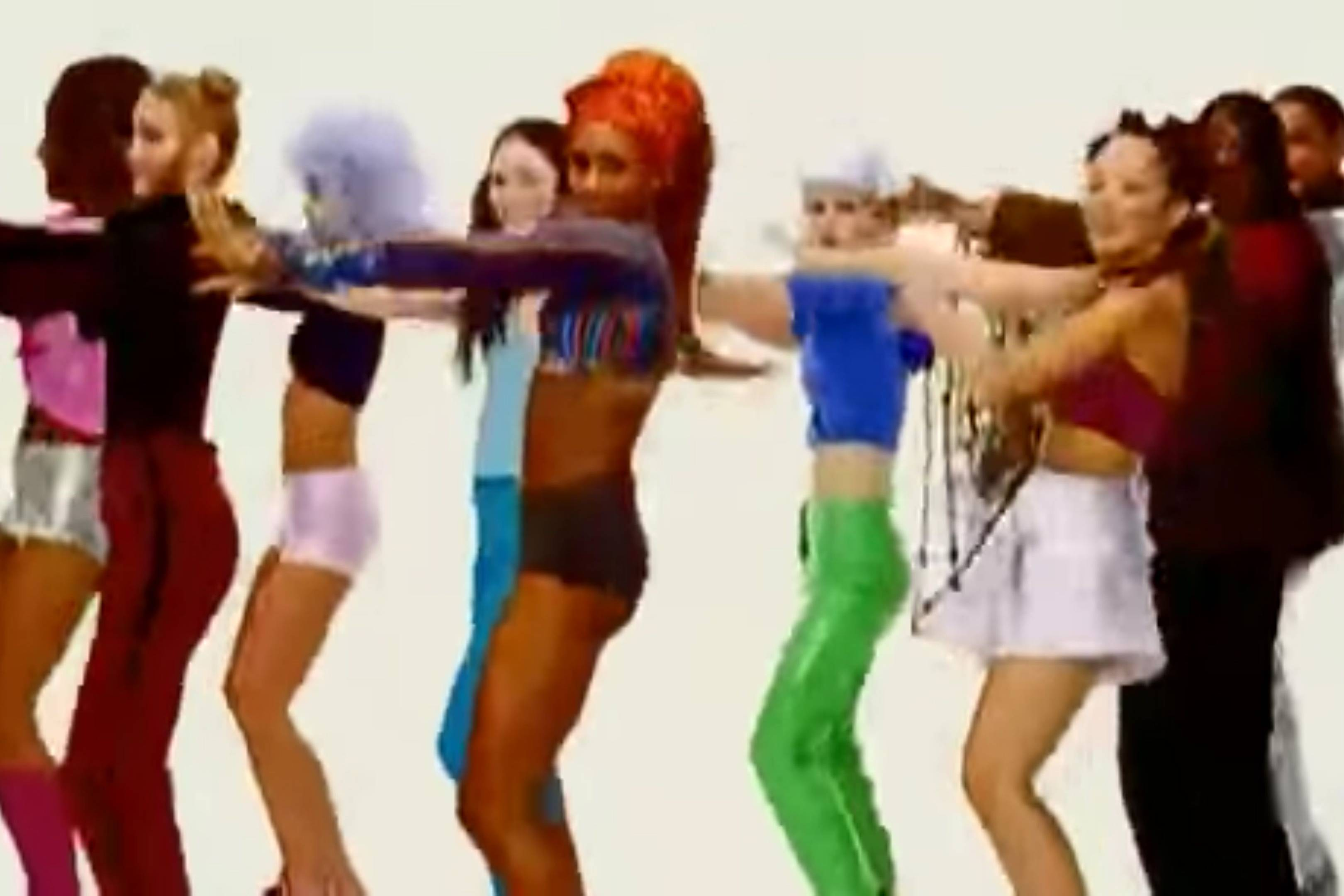 Best Music Videos Dance Routines Glamour Uk