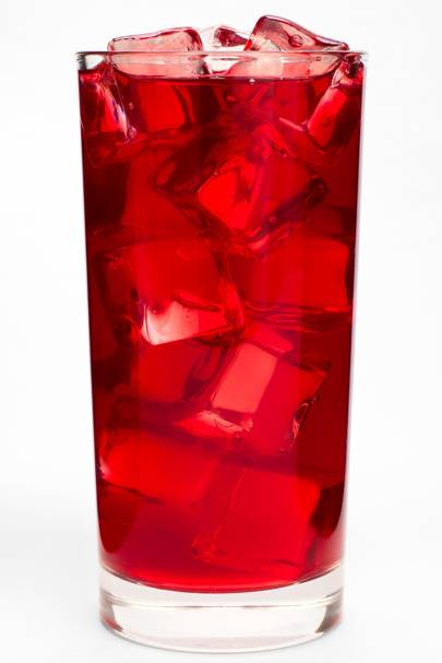 Swap vodka cranberry…