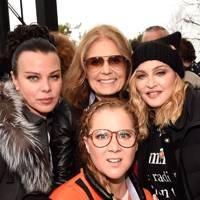 Debbie Mazur, Gloria Steinem, Madonna and Amy Schumer
