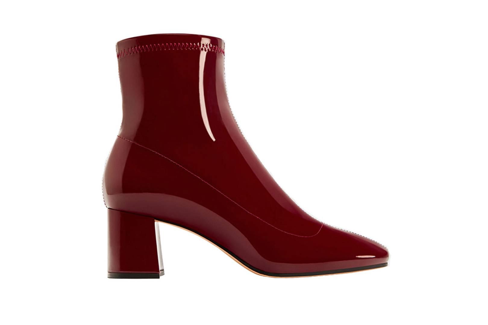 Winter Shoes We Love For 2017 Glamour Uk High Heels Suede Red
