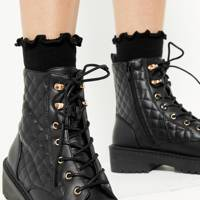 BEST BLACK BOOTS: NEW LOOK