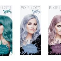 Pixie Lott Paint Wash Out Hair Colour, £3.99