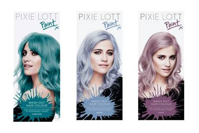 Pixie Lott Paint Wash Out Hair Colour, £3.99