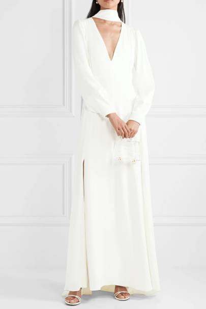 Long sleeve wedding dresses: Vanessa Cocchiaro