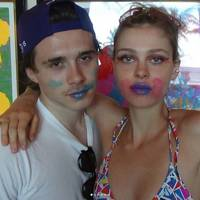 Brooklyn Beckham and Nicola Peltz