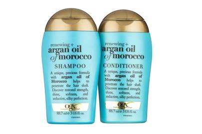OGX Renewing Argan Oil of Morocco Shampoo & Conditioner