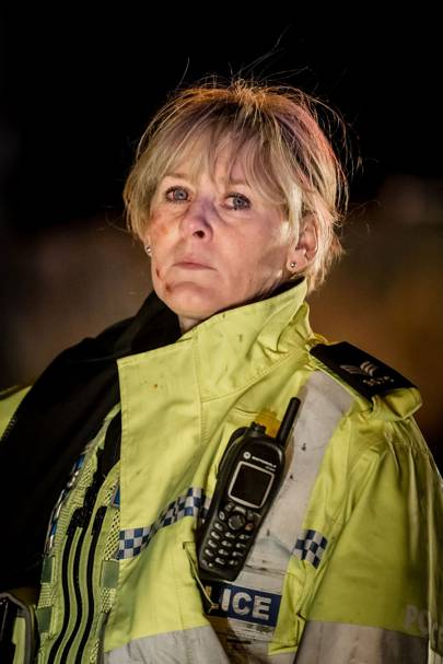 Sarah Lancashire as Catherine Cawood - Happy Valley