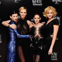 Liberty Ross, Charlize Theron, Kristen Stewart, Lily Cole
